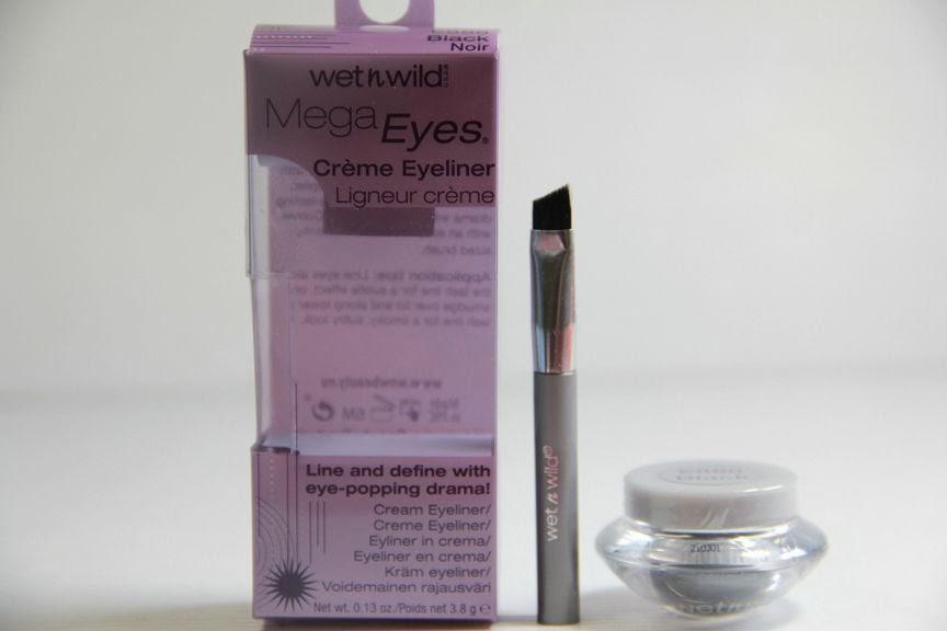 Wet n Wild Mega Eyes Creme Eyeliner