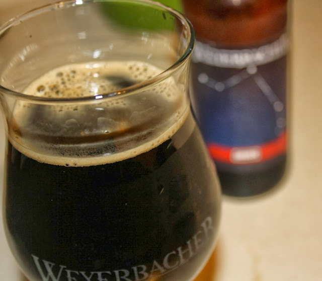 Weyerbacher Brewing, Aries, Pumpkin, Stout