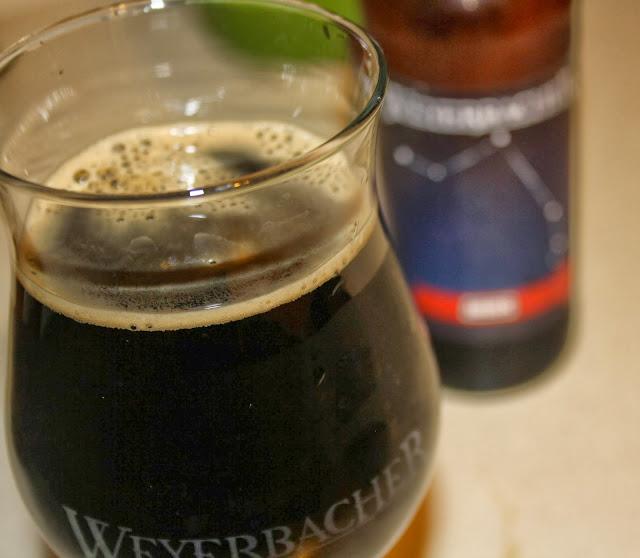 Weyerbacher Brewing, Aries, Pumpkin, Stout
