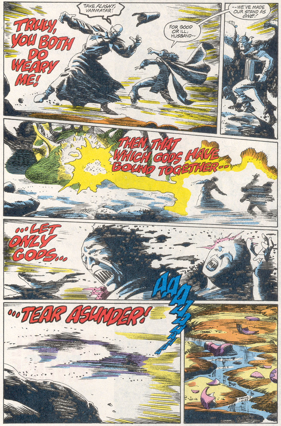 Conan the Barbarian (1970) Issue #260 #272 - English 19