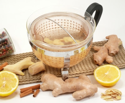 Benefits of Ginger for Healthy Diet Plan