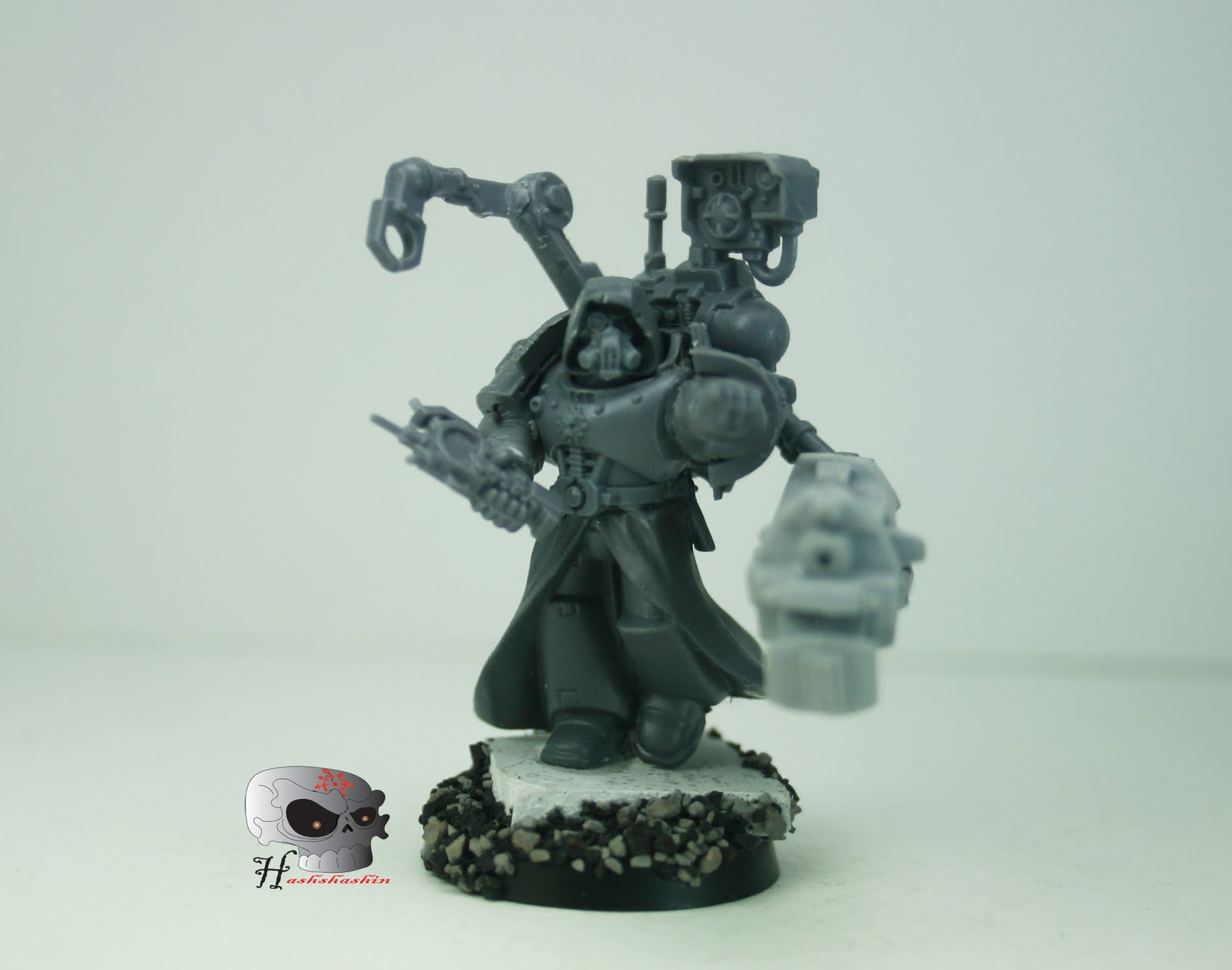 Why The Conversion Beamer You May Ask Well Its Pre Heresy And It Can Shoot Across Board Something Very Little In GK Dex