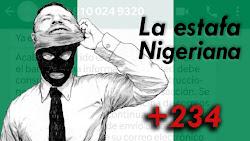 EN LA RADIO: Estafa nigeriana