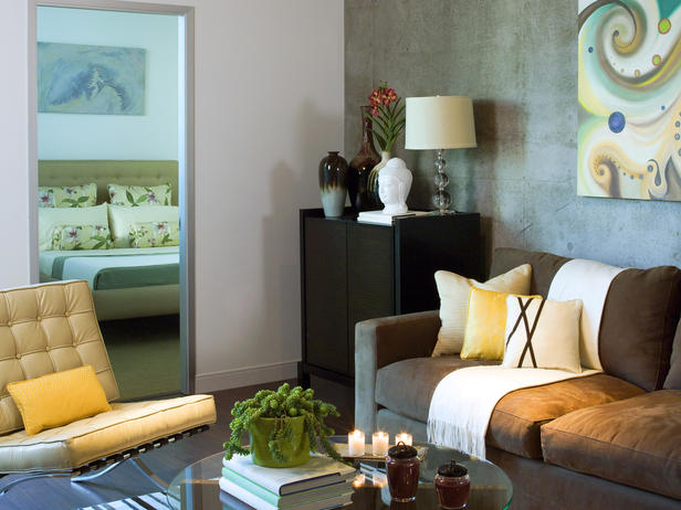 Modern Furniture Contemporary Living Room Decorating