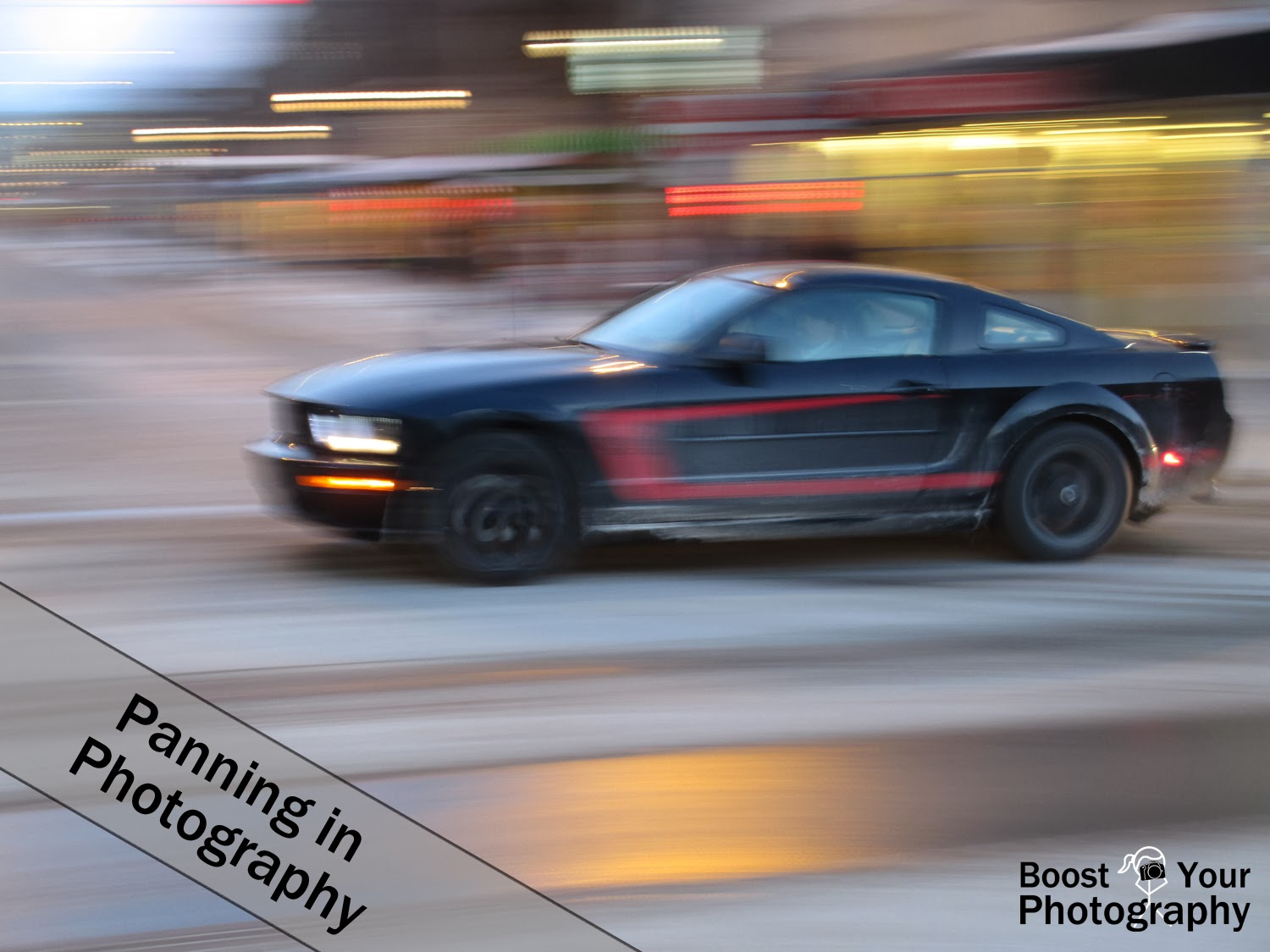 Panning in Photography | Boost Your Photography, panning, photography, motion, blur, ICM, intentional camera movement