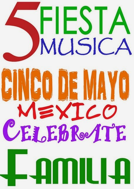 cinco de mayo - printable - all things belle