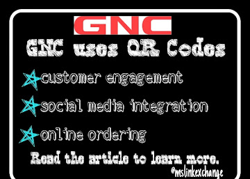 GNC Uses QR Codes on Product Packaging