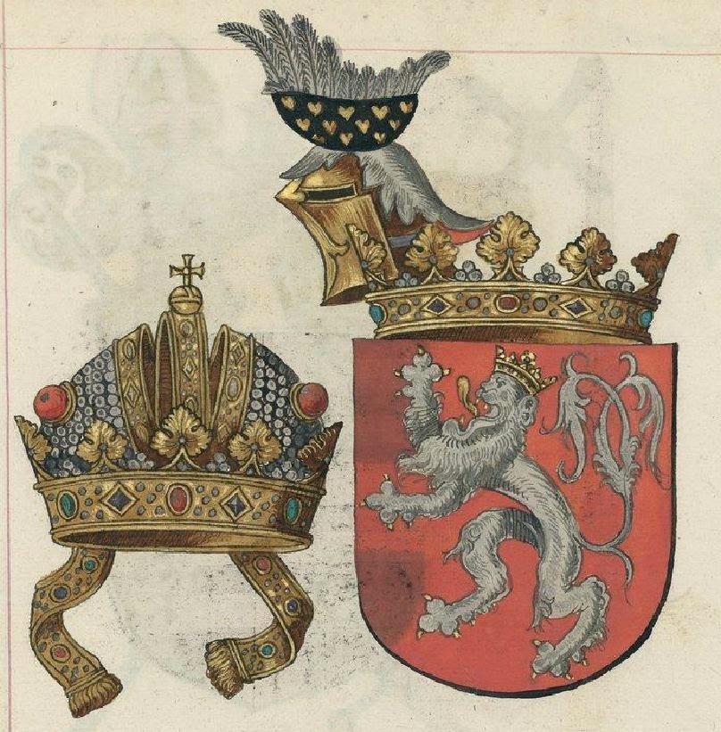 Armorial des familles souveraines