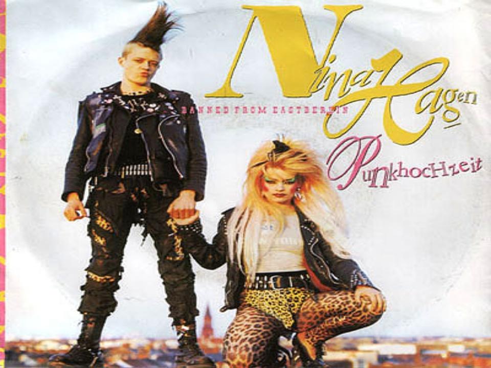 Punk Wedding EP De Nina Hagen