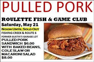 5-21 Pulled Pork, Roulette