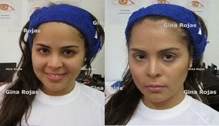 correciones antes del maquillaje