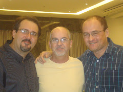 Professores Ronaldo Noro e Ivan Silvestri