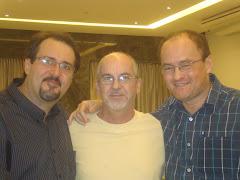 Professores Ronaldo Noro e Ivan Silvestri