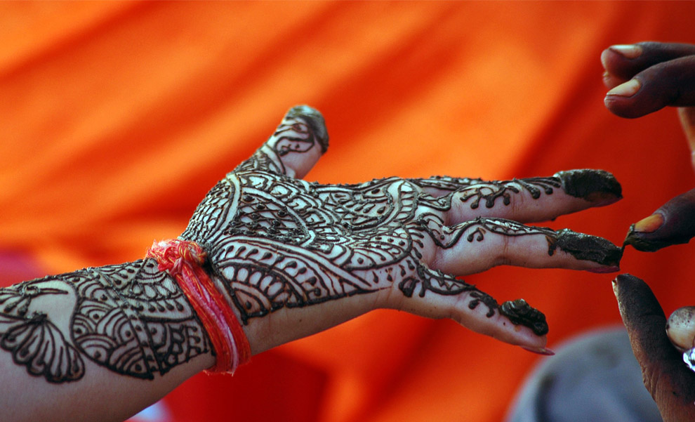 Mehndi For Teej : Colorado refugee esl home tutors teej festival
