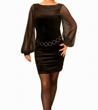 See More Black Tunic Top From Blue Banana