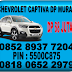 CHEVROLET CAPTIVA DP MURAH