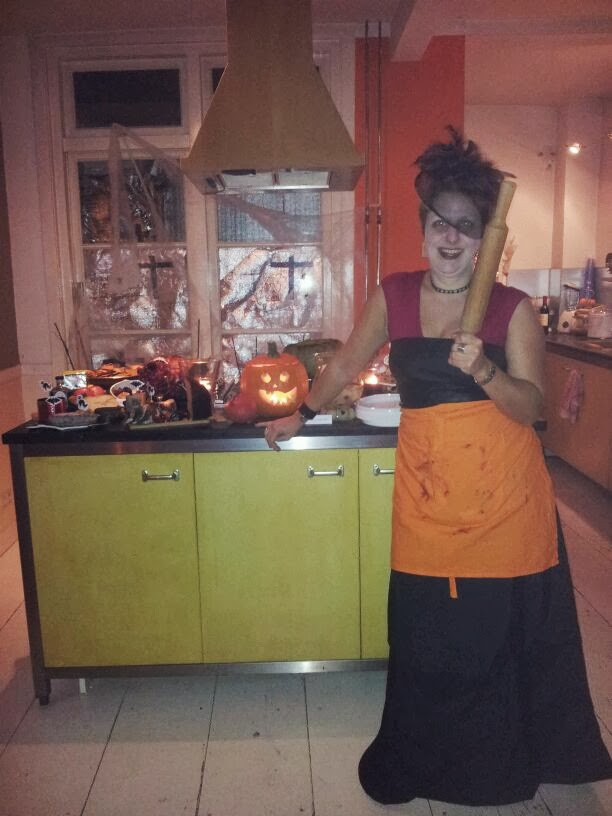 Appetit Voyage goes spooky for Halloween