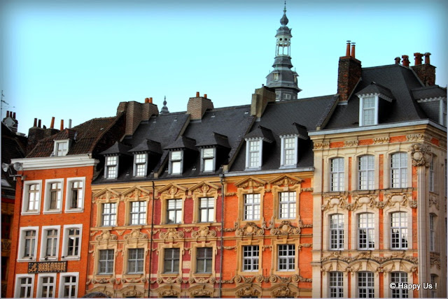 Grand'Place - Lille