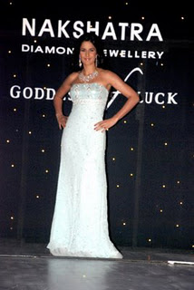 Katrina Kaif at Nakshatra Diamond Event Images