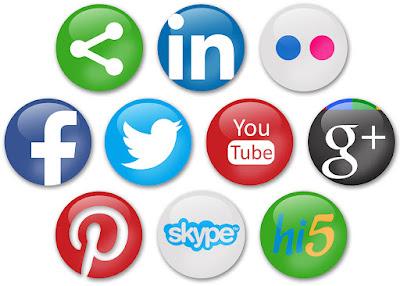 Redes Sociais - Blog do Asno