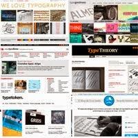 20 Blogs sobre tipografía
