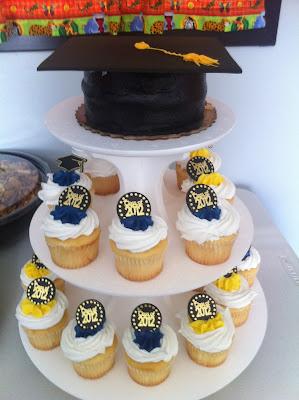 Congrats Cake Graduation
