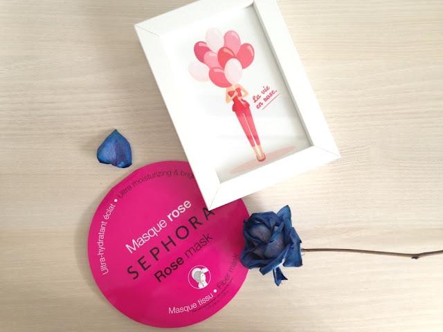 test-masque-en-tissu-rose-sephora