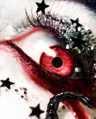 signo escorpio en ojo