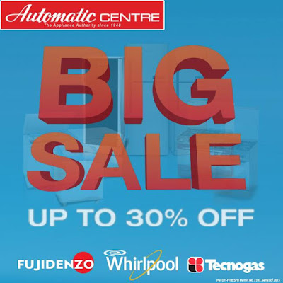 Automatic Centre: BIG SALE 2015!