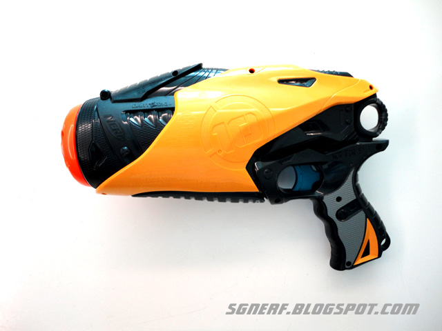 SG Nerf: March 2011