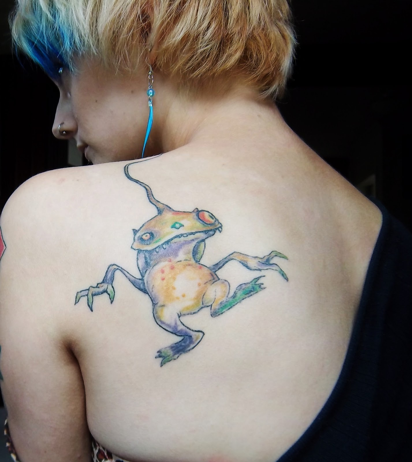 Girl interrupted tattoo