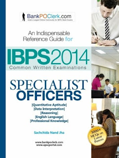 IBPS 2014 - Specialist Officers (English) 2nd Edition