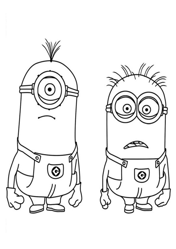 Como dibujar un minion paso a paso - gru mi villano favorito   How to draw a minion