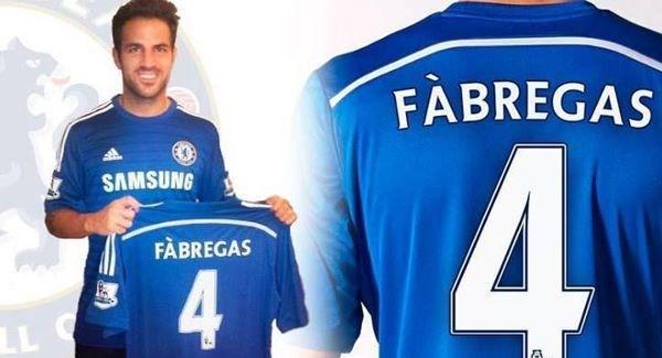 Cesc Fabregas calls for Chelsea stars to earn their money