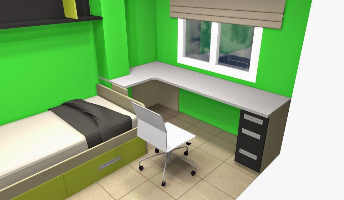 Muebles habitacion estrecha 20170810070616 for Dormitorios juveniles a medida