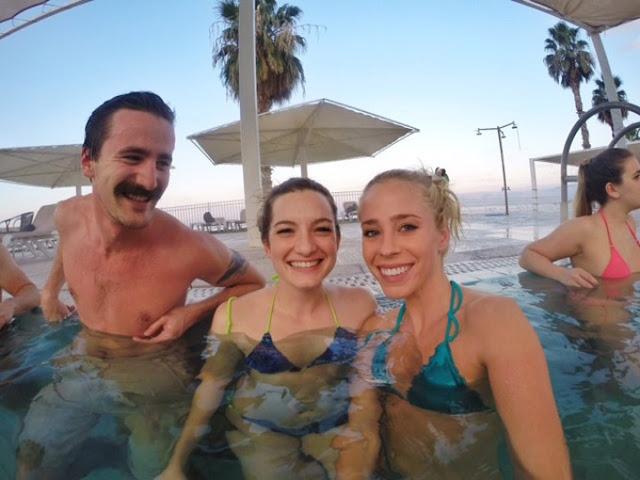 Hamei Tveria Hot Springs