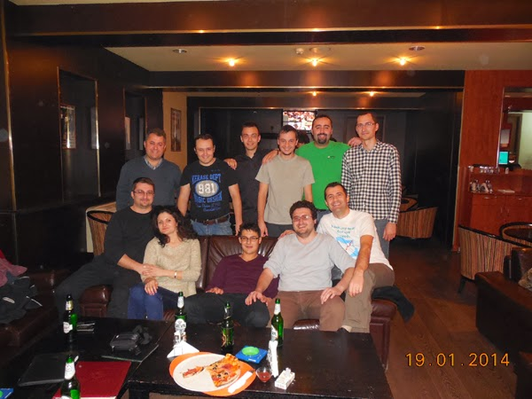 Craiova Blog Meet 19 Ianuarie 2014