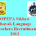 OPEPA - 16601 Sikshya Sahayak - Previous Year Question Papers - Apply Online