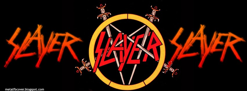 metal facebook cover  slayer facebook timeline covers