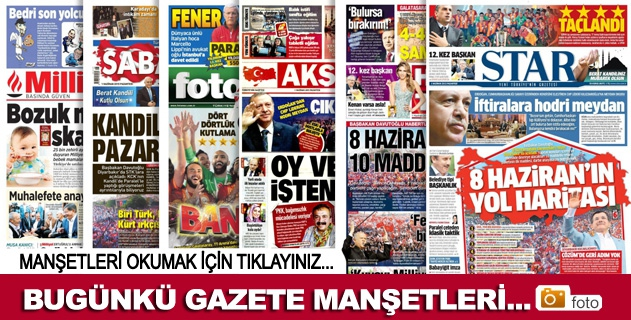 tum gazeteler
