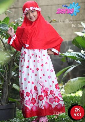 Foto Baju Muslim Anak