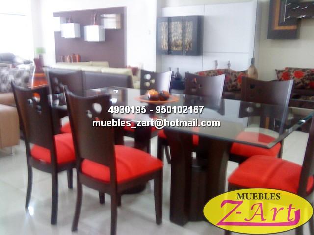 Muebles peru muebles de sala modernos muebles villa el for Comedores modernos precios