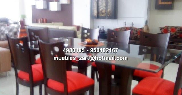 Muebles peru muebles de sala modernos muebles villa el - Muebles alcantara ...
