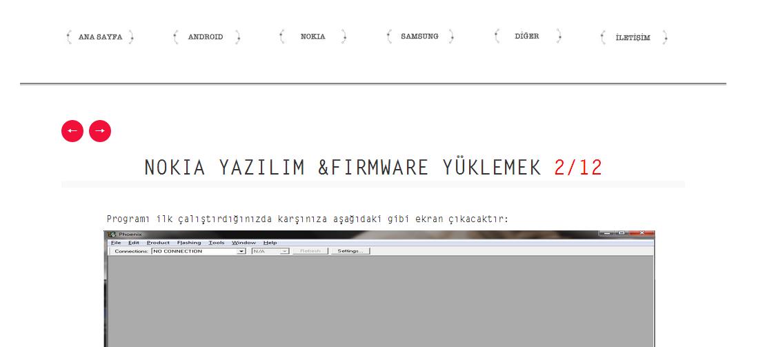 http://bilmeli.me/nokiapages/nokiayazilimfirmwareyukleme.html