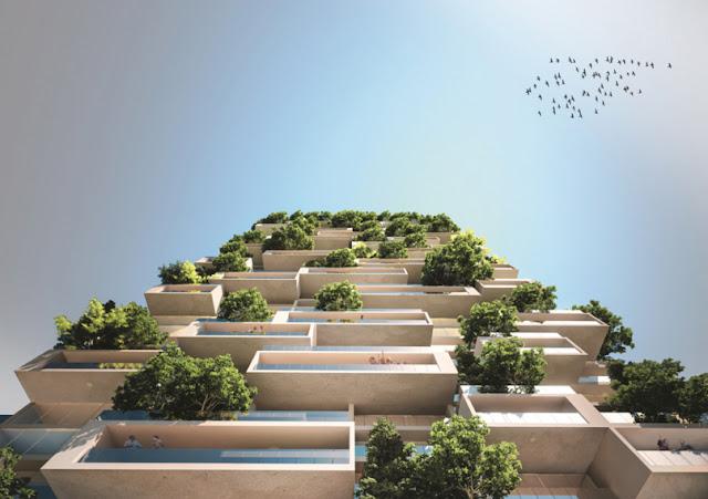 Torre verde Suiza