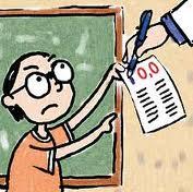 A avaliação deve orientar a aprendizagem.