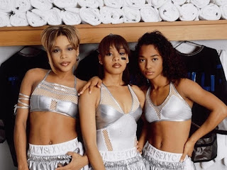 TLC girls band