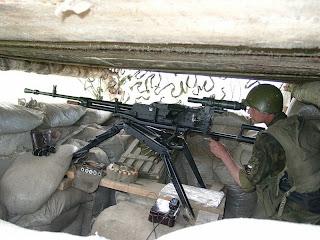 Пулемёт «Корд» - темп стрельбы 600…750 выстрелов в минуту