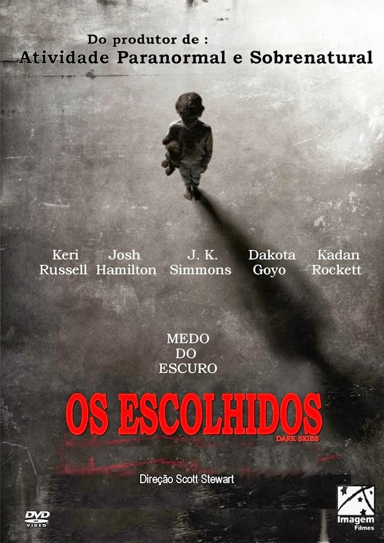 Os Escolhidos – Dublado (2013)