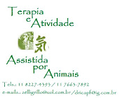 Terapia e Atividade Assistida por Animais